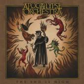 APOCALYPSE ORCHESTRA  - CD THE END IS NIGH