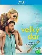 FILM  - BRD VELKÝ DAR (Gifted) Blu-ray [BLURAY]