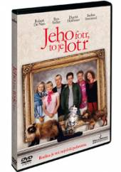 FILM  - DVD JEHO FOTR, TO JE LOTR! DVD