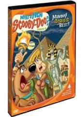 FILM  - DVD CO NOVEHO SCOOBY-DOO? 4 - DVD
