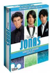 FILM  - DVD BOX Jonas 1. sé..