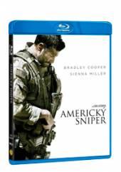 FILM  - BRD AMERICKY SNIPER BD [BLURAY]