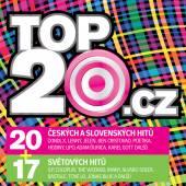 VARIOUS  - 2xCD TOP 20.CZ 2017/1