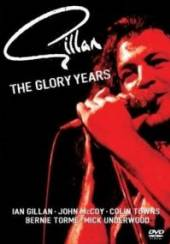 GILLAN  - DVD GLORY YEARS