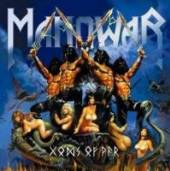 MANOWAR  - CD GODS OF WAR