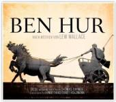 M.E. HOLZMANN / T. TIPPNER  - CD BEN HUR / LEW WALLACE