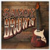 SAVOY BROWN  - CD LIVE & KICKIN'