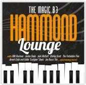 VARIOUS  - CD HAMMOND LOUNGE - THE MAGIC B3