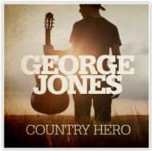 JONES GEORGE  - CD COUNTRY HERO