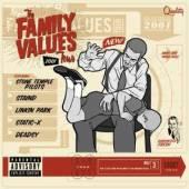 VARIOUS  - CD FAMILY VALUES TOUR 2001