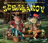 ROZPRAVKA  - CD STRASAKOV (CESKY JAZYK)