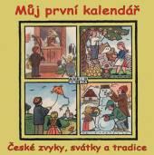 VARIOUS  - CD MUJ PRVNI KALENDAR