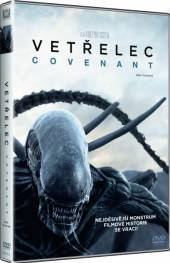 FILM  - DVD VETRELEC: COVENANT DVD