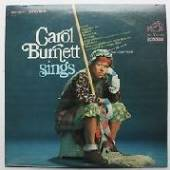 BURNETT CAROL  - CD SINGS