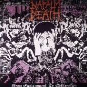 NAPALM DEATH  - VINYL FROM ENSLAVEME..