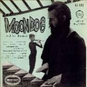 MOONDOG  - CD MOONDOG & HIS FRIENDS