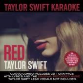 SWIFT TAYLOR  - CD RED - KARAOKE EDITION