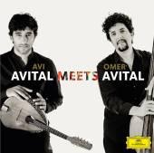 AVITABILE ENZO  - CD AVITAL MEETS AVITAL AVITAL AVI/OMER