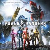 TYLER BRIAN  - CD POWER RANGERS
