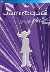JAMIROQUAI  - DVD LIVE AT MONTREUX 2003