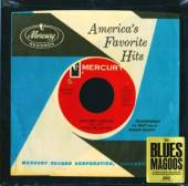 BLUES MAGOOS  - CD MERCURY SINGLES (1966-1968)