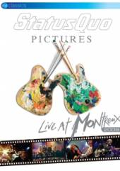 STATUS QUO  - DVD PICTURES - LIVE AT MONTREUX 2009