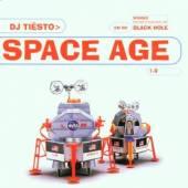 DJ TIESTO  - CD SPACE AGE 1.0