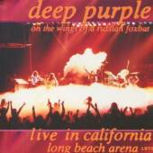 DEEP PURPLE  - 2xCD ON THE WINGS../LIVE CALIF