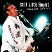 STIFF LITTLE FINGERS  - CD+DVD SUSPECT DEVICE (CD+DVD)