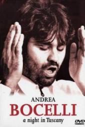 BOCELLI ANDREA  - DVD A NIGHT IN TUSCANY