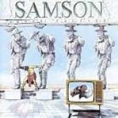 SAMSON  - VINYL SHOCK TACTICS -REISSUE- [VINYL]