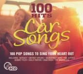 VARIOUS  - CD 100 HITS - CAR SONGS