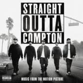 SOUNDTRACK  - CD STRAIGHT OUTTA COMPTON