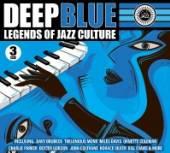 VARIOUS  - CD DEEP BLUE