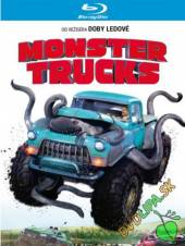 FILM  - BRD Monster Trucks (..