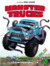 FILM  - DVD Monster Trucks (Monster Trucks) DVD