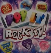 DISNEY COMPILATION  - 2xCD+DVD POP IT ROCK IT!