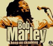 MARLEY BOB  - CD KEEP ON SKANKING
