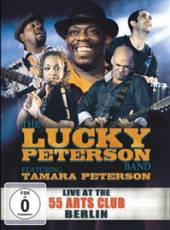LUCKY PETERSON BAND Feat. TAMA..  - CDB LIVE AT THE 55 ARTS CLUB (3DVD+2CD)