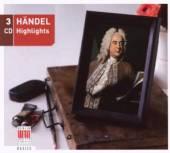HANDEL G.F.  - 3xCD DIE SCHONSTEN WERKE