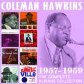 THE COMPLETE ALBUMS COLLECTION: 1957 - 1959(4CD) - supershop.sk