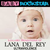 BABY ROCKSTAR  - CD LULLABY RENDITION..