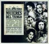 VARIOUS  - CD MUJERES DEL TANGO