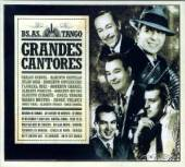 VARIOUS  - CD GRANDES CANTORES