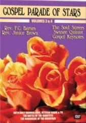 VARIOUS  - DVD GOSPEL PARADE OF STARS3&4