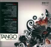 VARIOUS  - CD TANGO YESTERDAY & TOMORRO