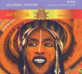 VARIOUS  - CD GLOBAL VISION/AFRICA 1
