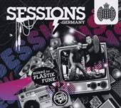 VARIOUS  - CD SESSIONS GERMANY