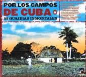 VARIOUS  - CD POR LOS CAMPOS DE CUBA