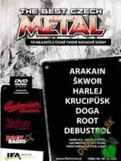 FILM  - DVD The Best Czech Metal DVD